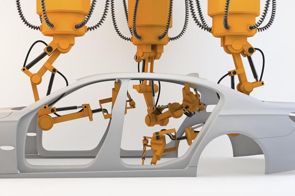Automotive Production Industry Solution by SaM Solutions