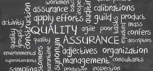 quality assurance services