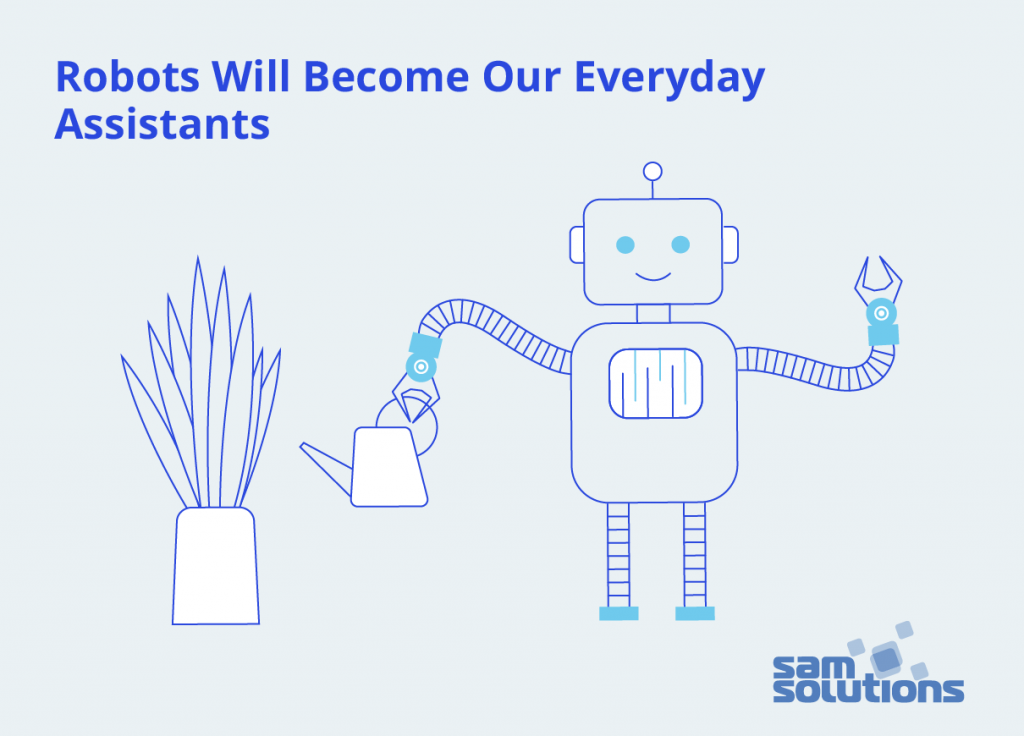 5 Predictions about the Future of Robots and AI   SaM Solutions