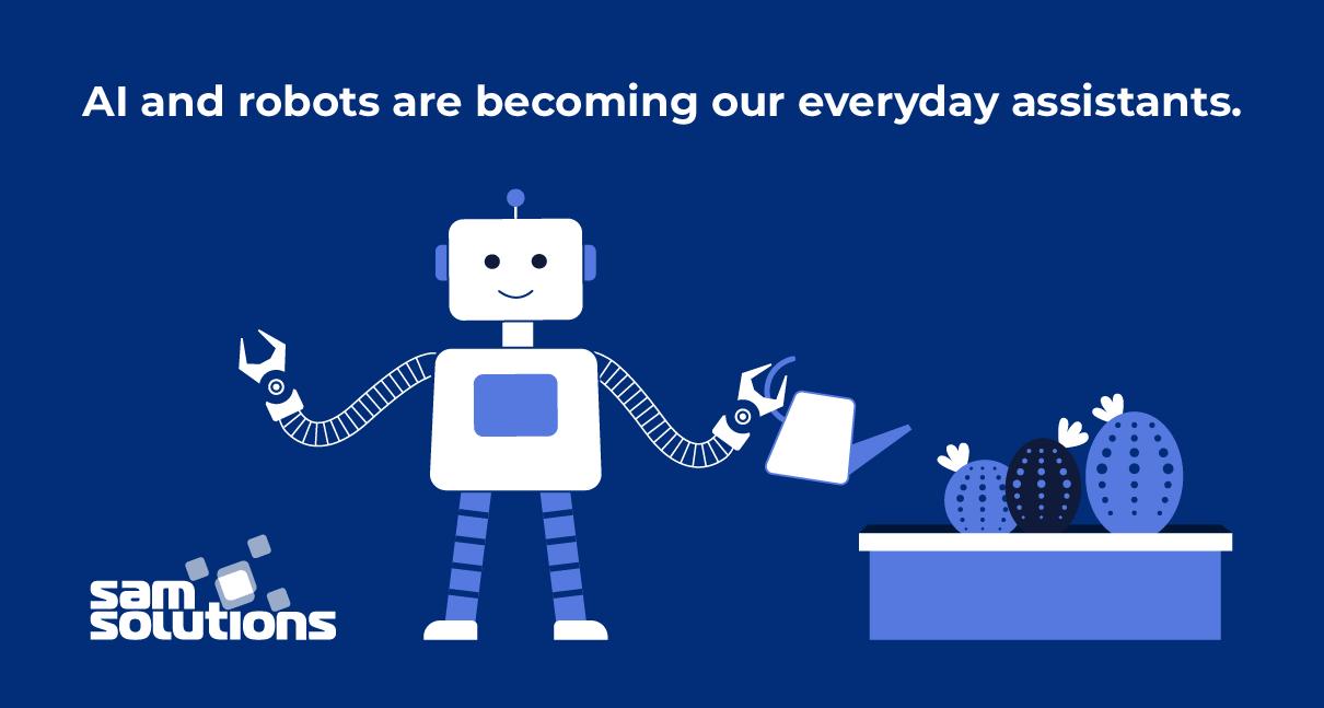 Robotics-and-AI-assistants