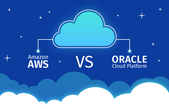 Oracle Cloud vs  AWS [Comparative Analysis+Examples] | SaM Solutions