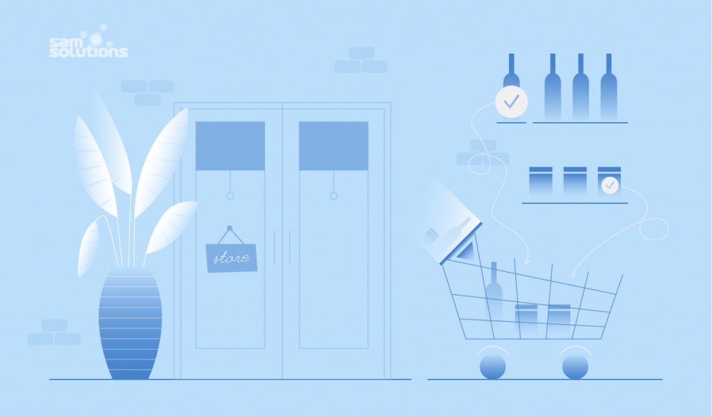 Five Key Steps of Developing Software for Retail | SaM Solutions