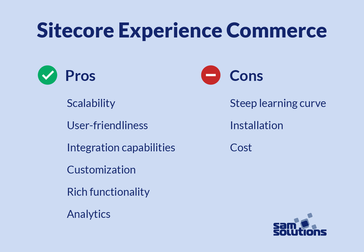 Sitecore-Experience-Commerce-pros-cons