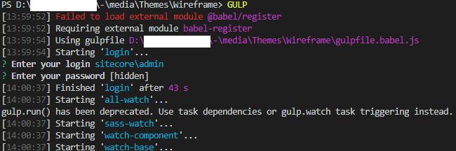 Gulp-Sitecore-SXA-photo