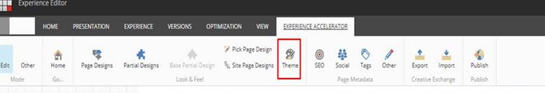 Theme-button-SXA-Sitecore-photo