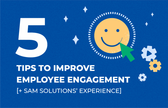 Five Tips to Improve Employee Engagement