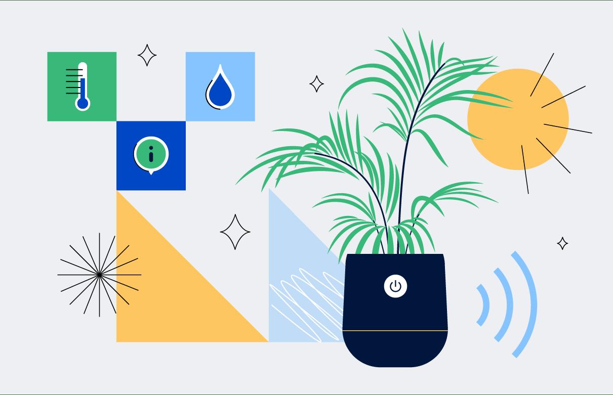 IoT-Smart-Plant-Pot