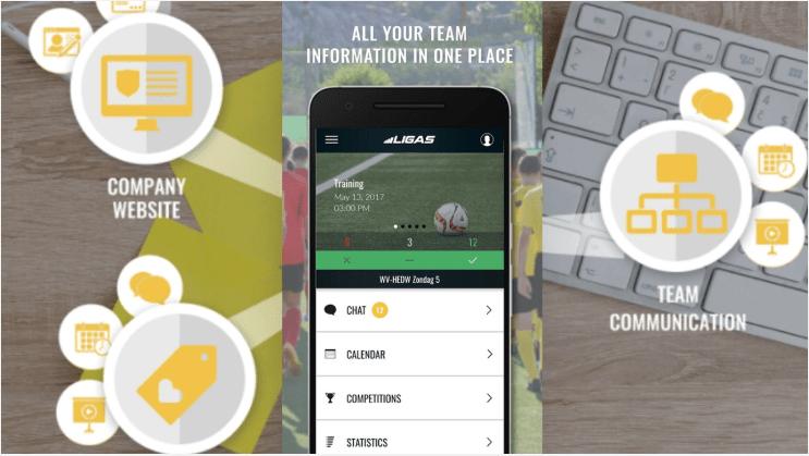 Sports-club-management-software