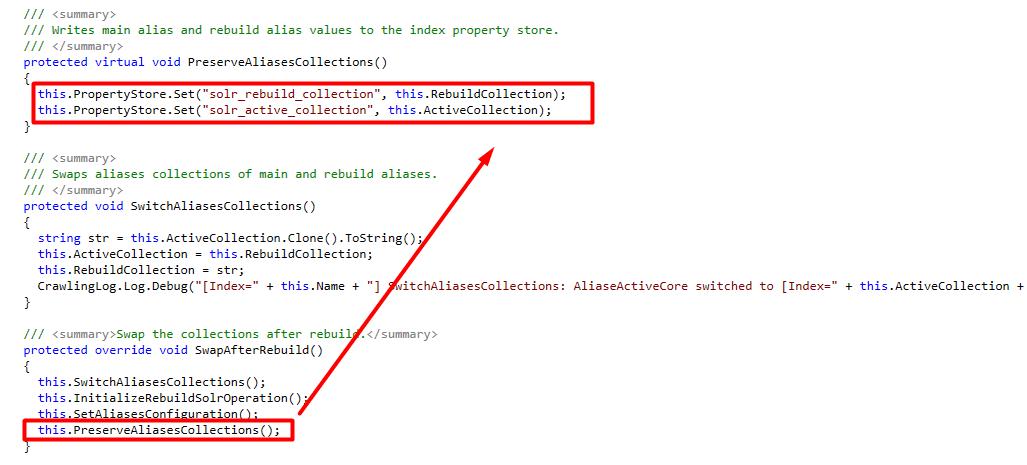 Switch On Rebuild in Sitecore