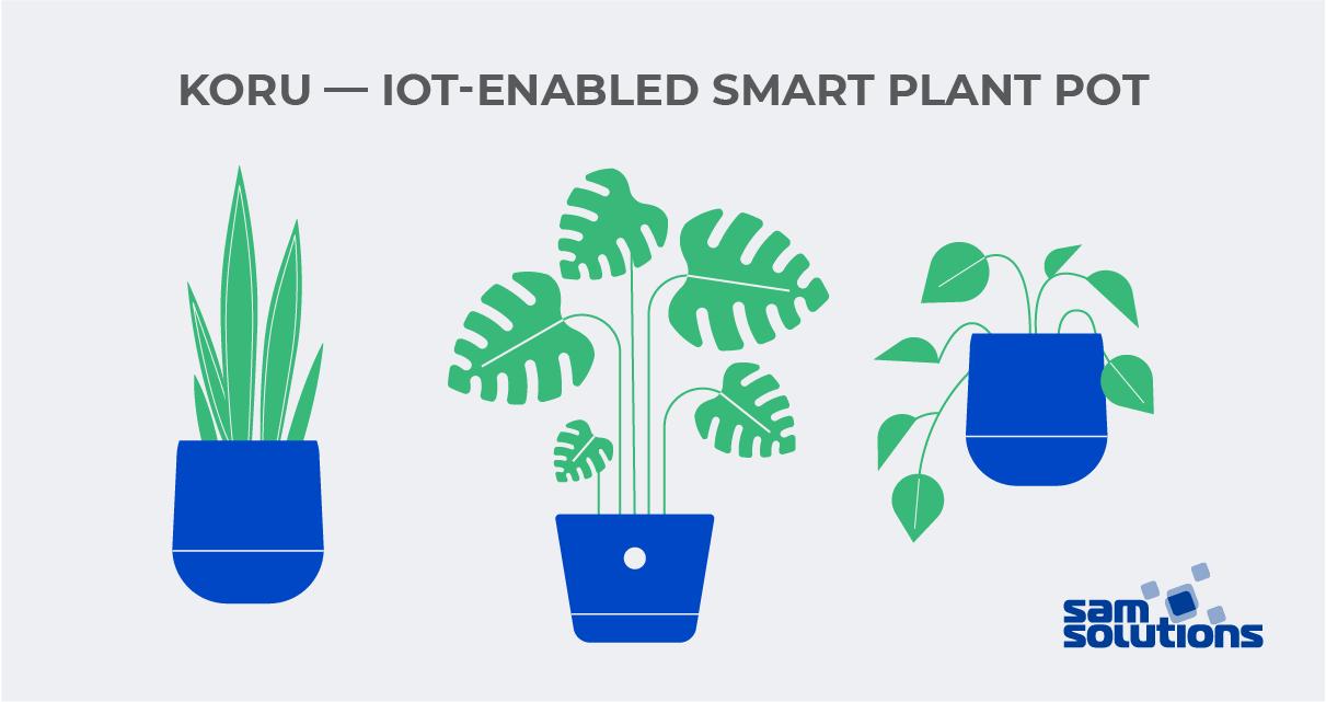 What Is a Smart Plant Pot?