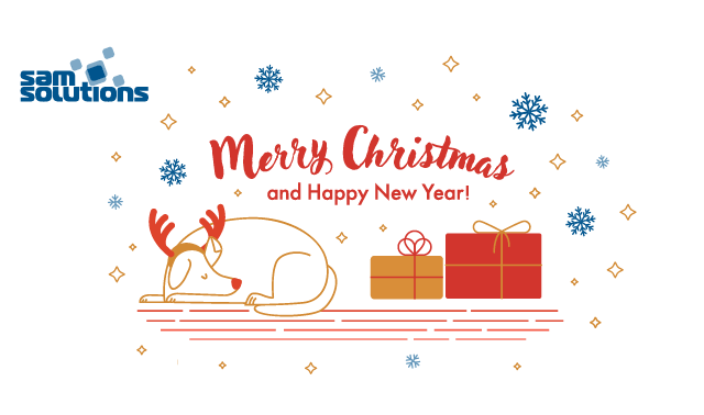 Merry Christmas and Happy 2018 New Year!