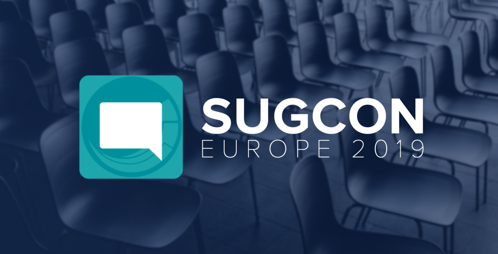 SaM Solutions Heads for SUGCON Europe 2019