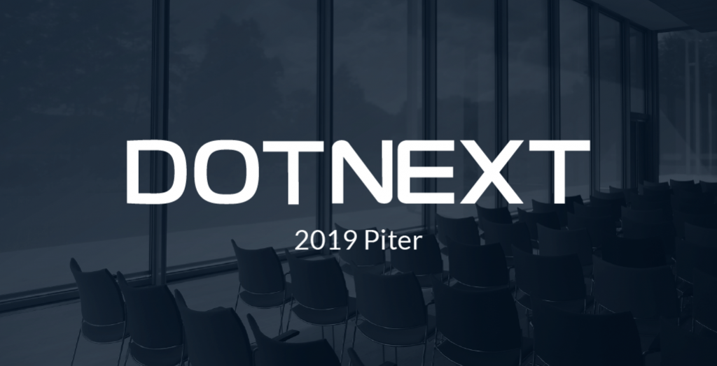 SaM Solutions' .NET Team Is Going to DotNext 2019 Piter