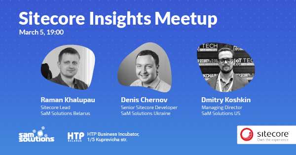 Sitecore Insights Meetup