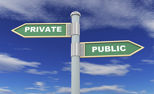 Private vs. Public Cloud Computing