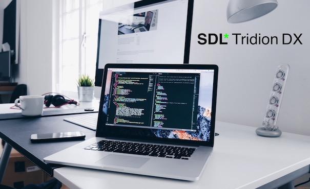 SDL tridion DX