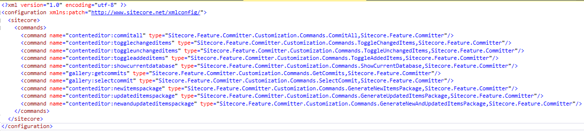 Command-configuration-file-photo